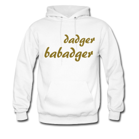 Sweats à capuches Dadger babadger