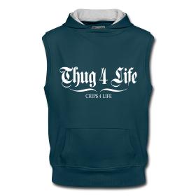 THUG 4 LIFE CRIPS 4 LIFE