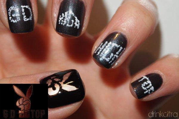Kpop Nails