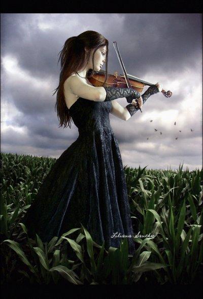 La musique, un autre reflet des sentiments...