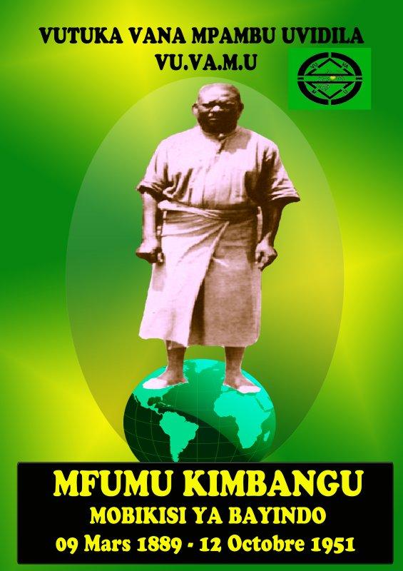 "SPECIAL CELEBRATION DE LA NAISSANCE DU SAUVEUR ""MFUMU KIMBANGU"""