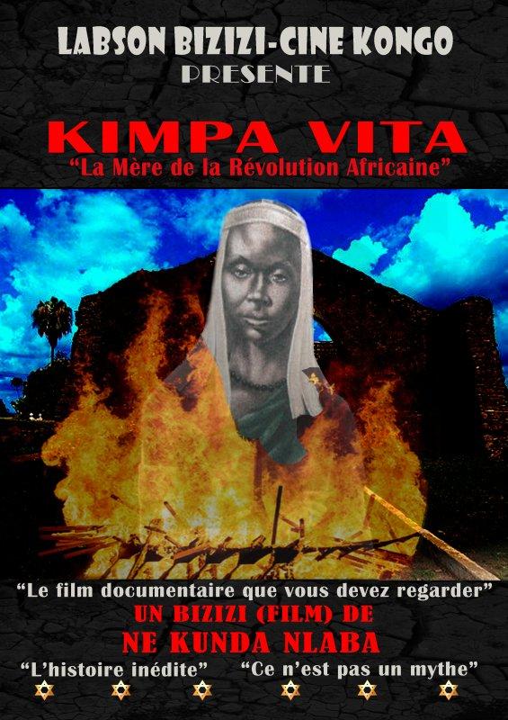 """LA BANDE D'ANNONCE DU FILM """"KIMPA VITA: LA MERE DE LA REVOLUTION AFRICAINE"""""""