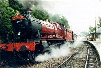 Chapitre 3 : Le Poudlard Express