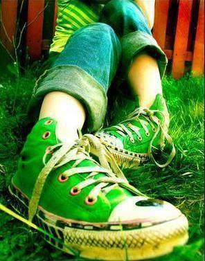 Converse Verte