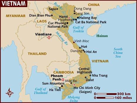 Vietnam soon!