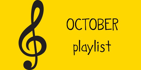 Playlist as golden as the Sahara for this month.