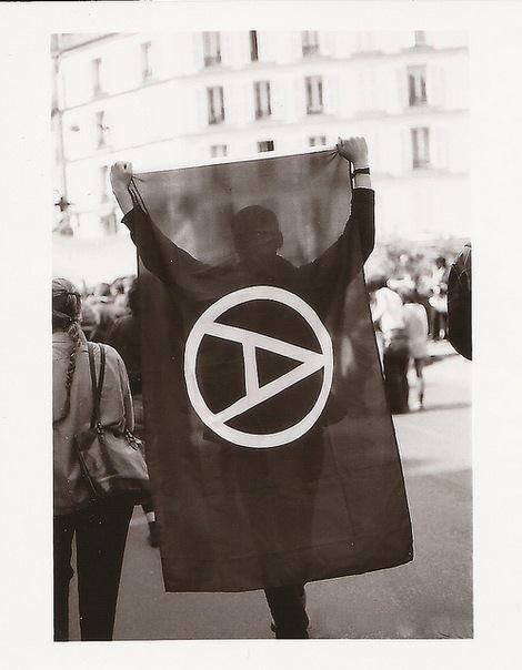 Probably they already know I am an Anarchist which is equal to terrorism in this kind of societies.