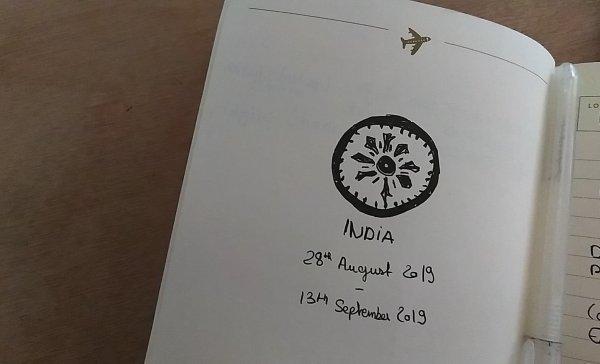 India - Travel diary