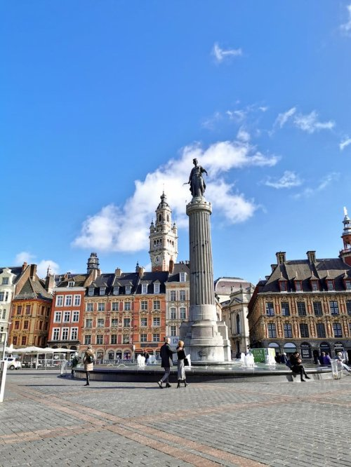 Lille & its everyday life.