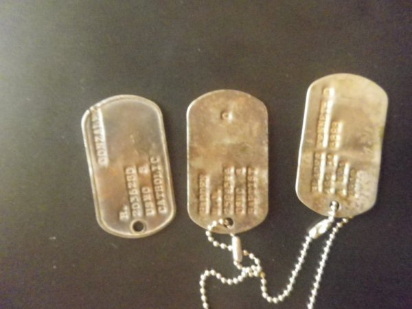dog tag us vietnam de fouille