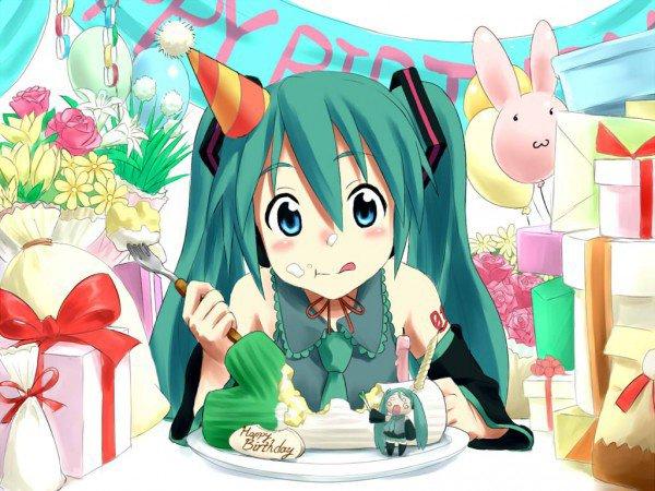 Happy Birthday... Manga-girl441
