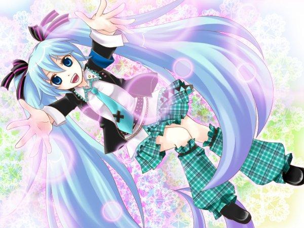 Encore d'autres fond d'écran Vocaloid ^^