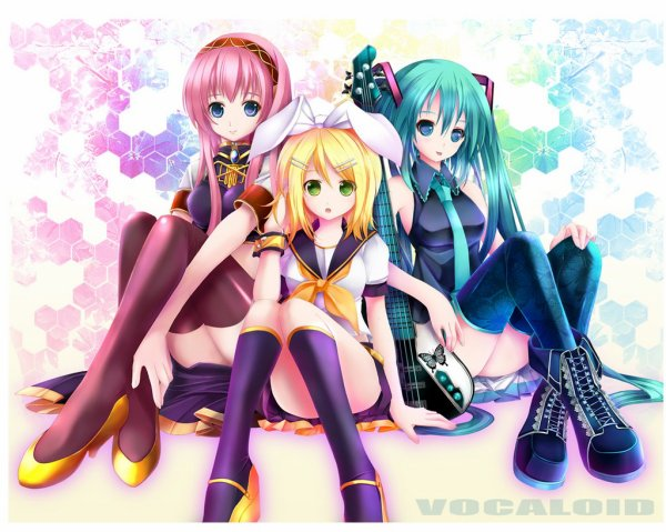 Fond d'écran Vocaloid