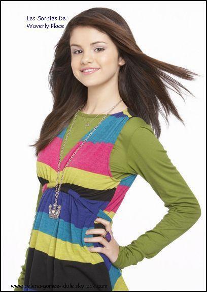Selena Gomez alias Alex Russo