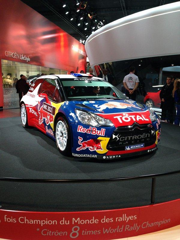 CITROEN EN RALLYE WRC