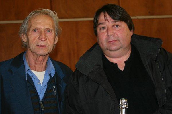 Deux champions du Bassin Minier JM DEPARETERE ET FLORECQ DIDIER