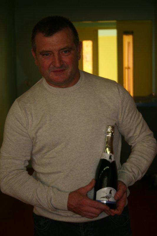 Daniel RICHARD est allé à l'école du champion Michel BONDOIS