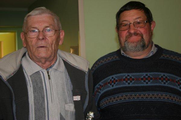 Le secteur 4 bien représenté avec Paul ROSZYK et Jean Paul HOCQUETTE