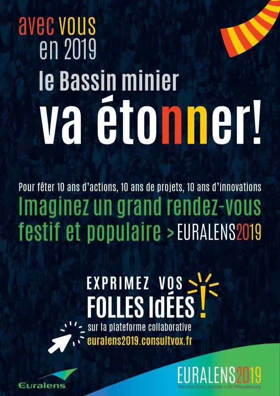 Le groupement de Béthune sera acteur d'Euralens 2019
