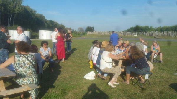 Une soirée découverte des saveurs locales et de la colombophilie au Pigeonnier départemental 62