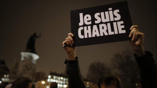 Je suis CHARLIE - 표현의 자유, 언론의 자유를 보장하라!