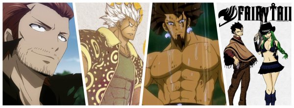 Hors-Série n°3 : Classement des garçons de Fairy Tail.