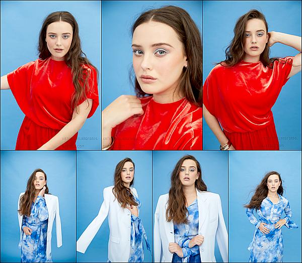 ▬Découvrez de nouvelles photos de Katherine issusdu shooting pour le magazine «Marie Claire.»