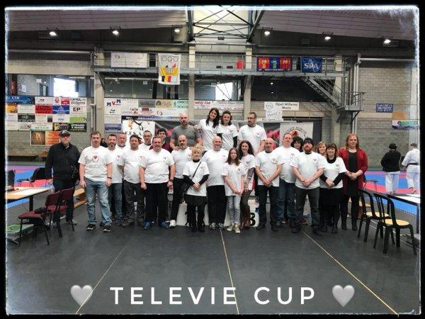 Les Résultats de la TELEVIE CUP ♥ 2018