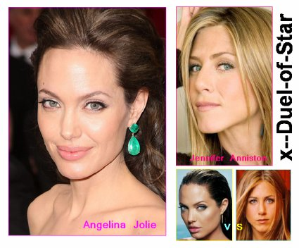 _____________________________________Angelina Jolie VS Jennifer Anniston_____________________________________
