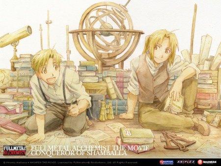 Edward et Alphonse