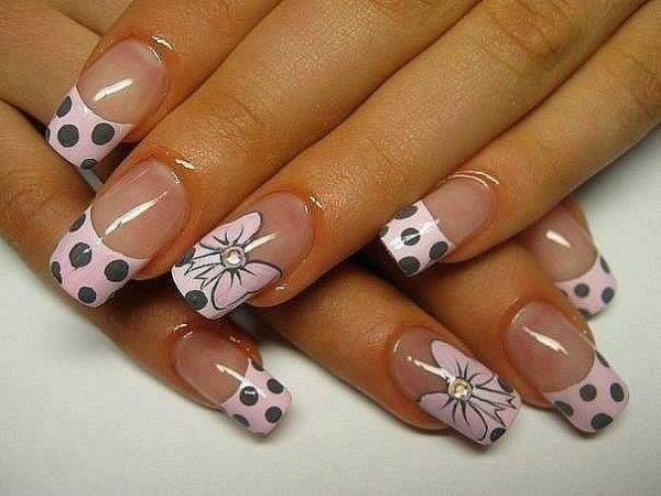 voila un tres jolie motif nail art