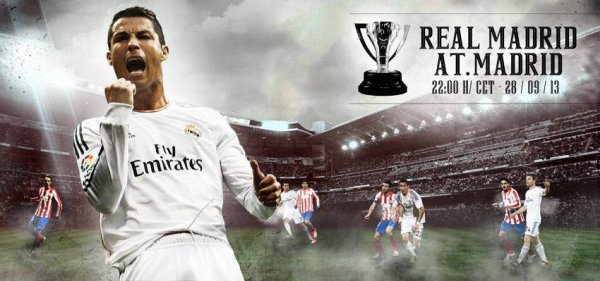 Real Madrid 0-1 Atletico madrid
