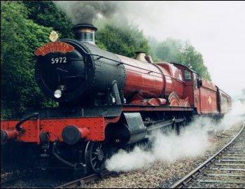 CHAPITRE 2 : Voyage dans le Poudlard Express