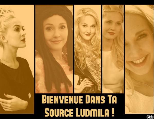 Bienvenue dans le monde de Ludmila ♥.