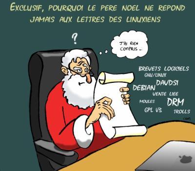 Le Pere Noel Repond Au Lettre.Blague La Lettre Au Pere Noel Les Blagues
