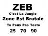 Boud'Shit Et Manouch - C'est La Z.E.B Ouais !!