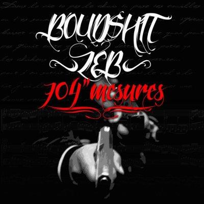 Street Album - 704 Mesures - Boud'Shit (2011)