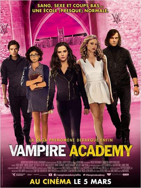 Vampire Academy : film