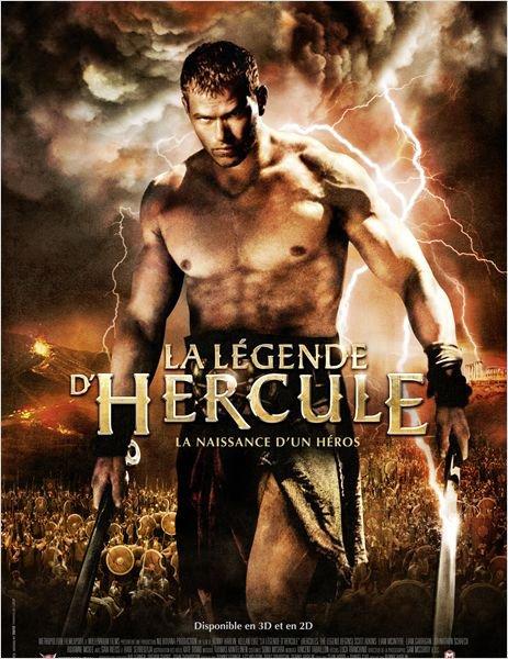 La légende d'Hercule : Film