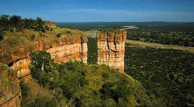 Zimbabwe paysage