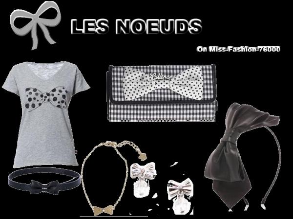 LES NOEUDS