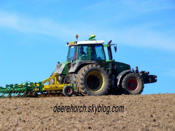 préparation au semis