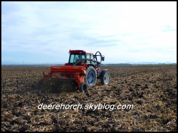 semis blé