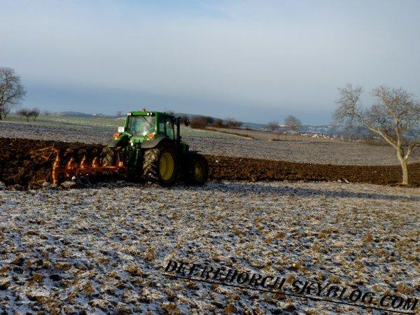 labour d'hiver
