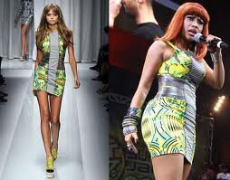 Nicki En Africaine