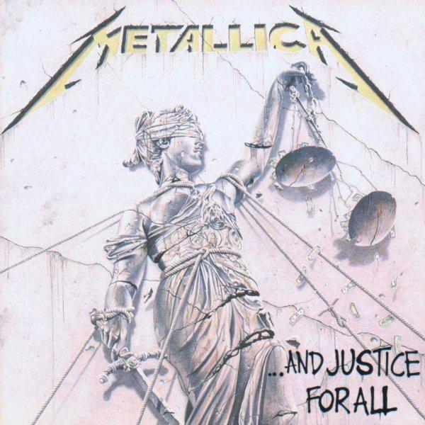 explication du titre et de l'album ... And justice for all