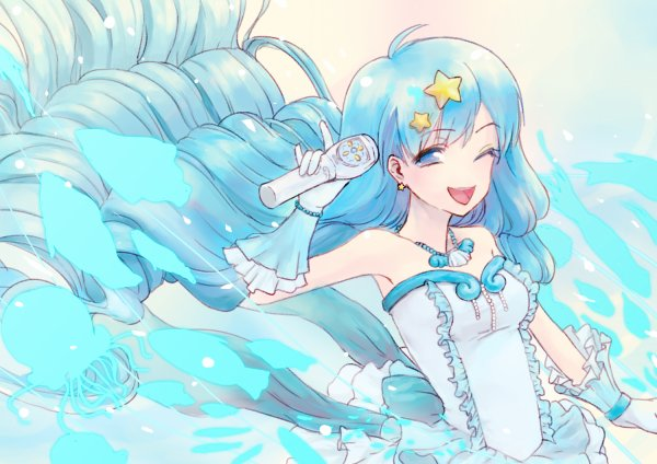 Mermaid Melody → Hanon Hosho [ Version Sirène ]