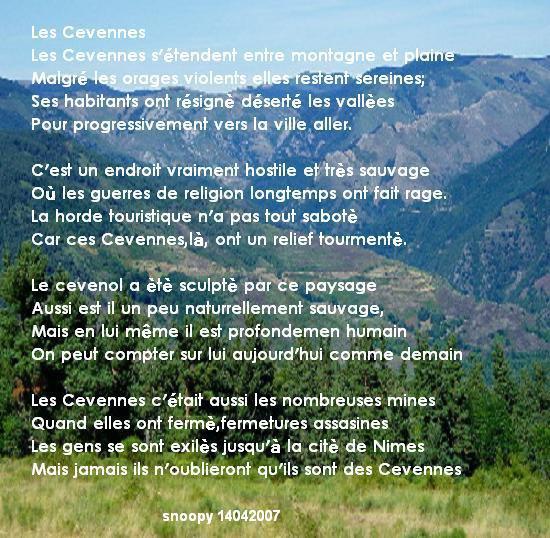 10Les Cevennes