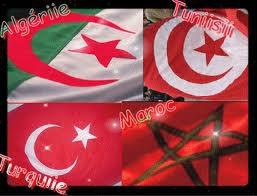 turki algerie maroc tunisie