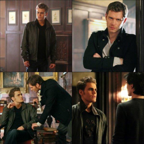 • La CW  a posté de nouveau stills de l'épisode 3x12.